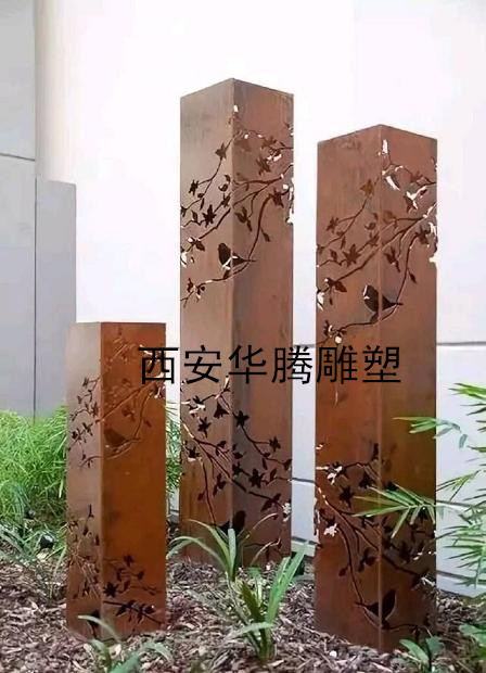 耐候板雕塑