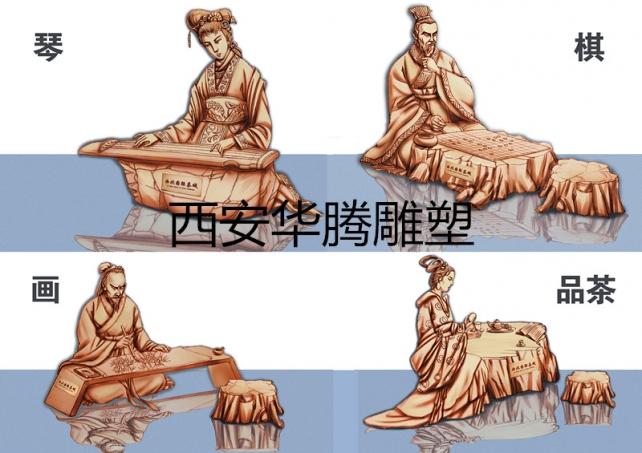 西安锻铜浮雕雕塑公司